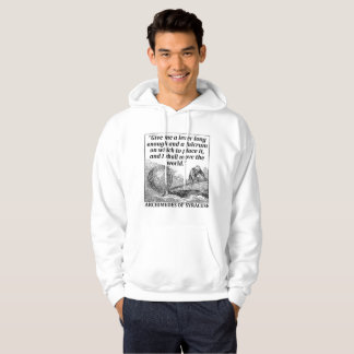 Archimedes Lever Hoodie
