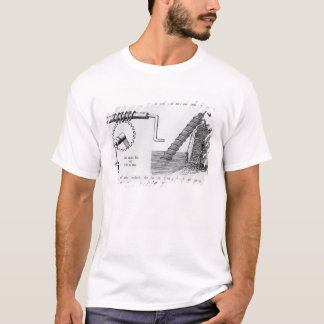 Archimedes screw T-Shirt