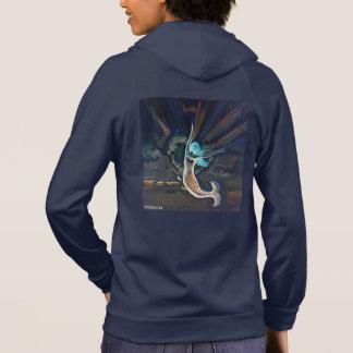 Archipelago144's  Sea Angel (Blue) Hoodie