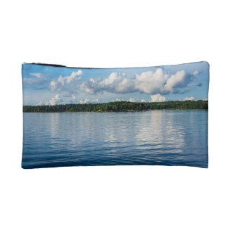 Archipelago on the Baltic Sea coast in Sweden Cosmetic Bag