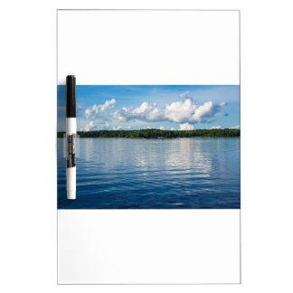 Archipelago on the Baltic Sea coast in Sweden Dry Erase Board