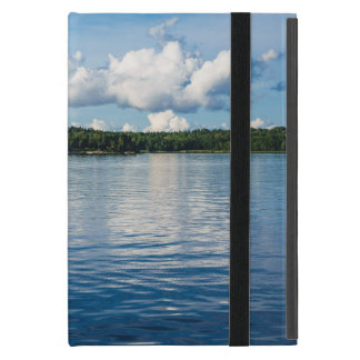 Archipelago on the Baltic Sea coast in Sweden iPad Mini Case