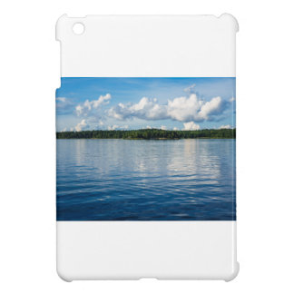 Archipelago on the Baltic Sea coast in Sweden iPad Mini Cases