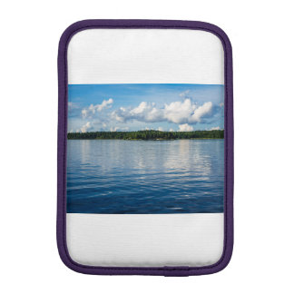 Archipelago on the Baltic Sea coast in Sweden iPad Mini Sleeve