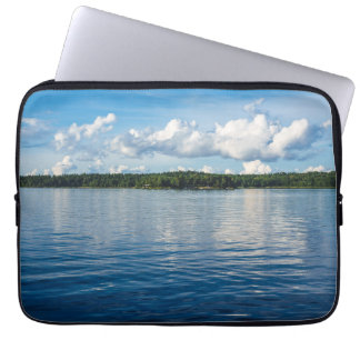 Archipelago on the Baltic Sea coast in Sweden Laptop Sleeve