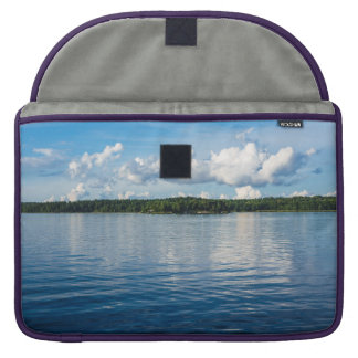 Archipelago on the Baltic Sea coast in Sweden Sleeve For MacBook Pro