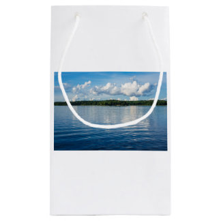 Archipelago on the Baltic Sea coast in Sweden Small Gift Bag