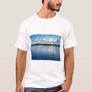 Archipelago on the Baltic Sea coast in Sweden T-Shirt