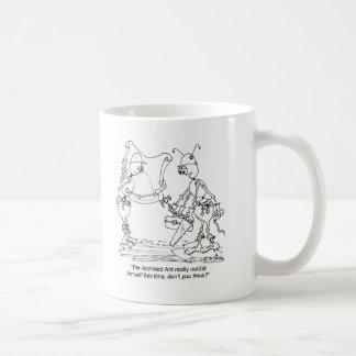 Architect Ants Coffee Mug
