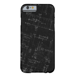 Architect Floor Plan iPhone 6 case Barely There iPhone 6 Case
