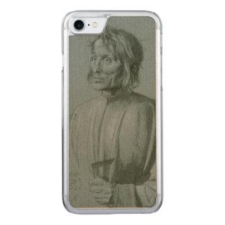 Architect Hieronymus von Augsburg by Durer Carved iPhone 8/7 Case