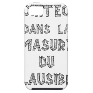 ARCHITECT, in the HOVEL OF the PLAUSIBLE one iPhone 5 Case