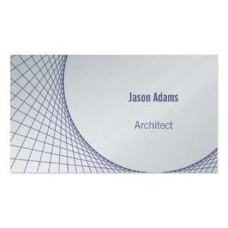 Architect | Modern Pack Of Standard Business Cards