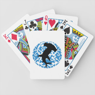 Architect of the Sea Bicycle Playing Cards