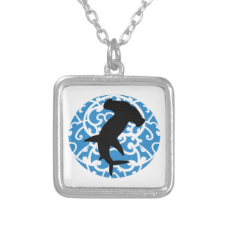 Architect of the Sea Silver Plated Necklace