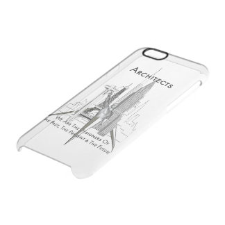 Architects Clear iPhone 6/6S Case