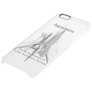 Architects Clear iPhone 6 Plus Case