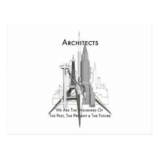 Architects Postcard