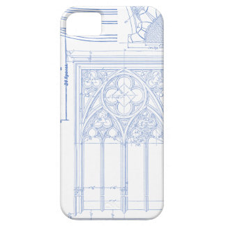 Architectural Blueprints iPhone 5 Covers