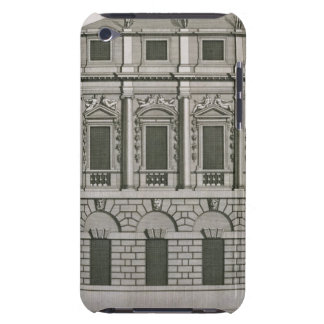 Architectural design demonstrating Palladian propo iPod Touch Cases