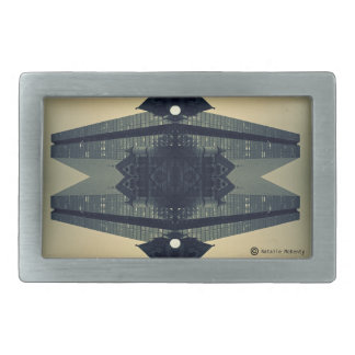 Architectural Detail #1 Belt Buckle