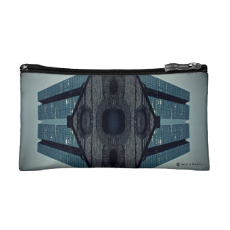 Architectural Detail #2 Cosmetic Bag