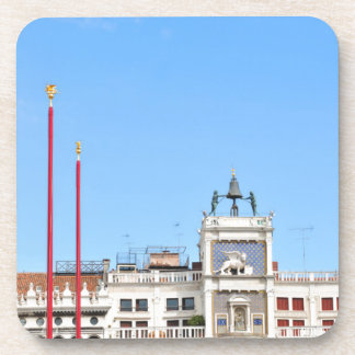 Architectural detail in Venice, Italy Coaster