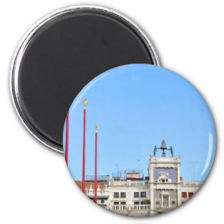 Architectural detail in Venice, Italy Magnet