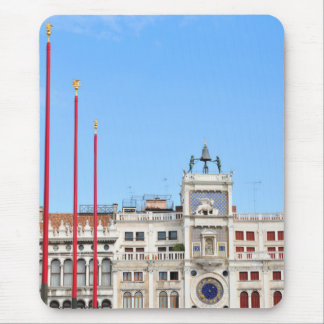Architectural detail in Venice, Italy Mouse Pad