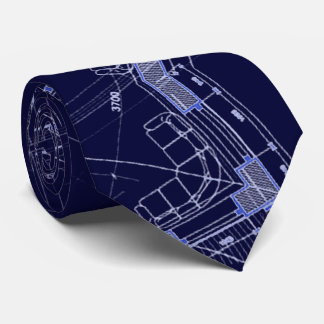 Architectural Drafting Tie