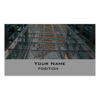 Architectural engineering business card template