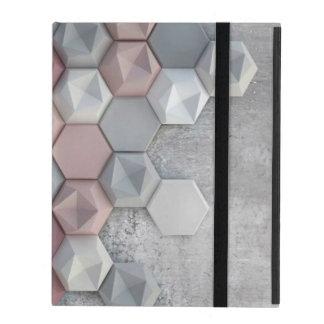 Architectural Hexagons iPad 2/3/4 Case
