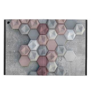 Architectural Hexagons iPad Air Case