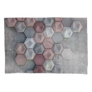 Architectural Single Pillowcase, Standard Size Pillowcase