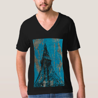 ARCHITECTURAL TOWER. TEE SHIRT