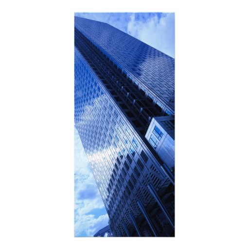 architecture-22231 architecture blue building busi customized rack card