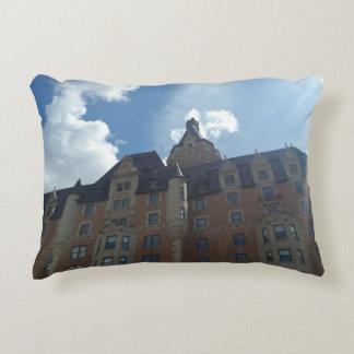 Architecture charm decorative cushion