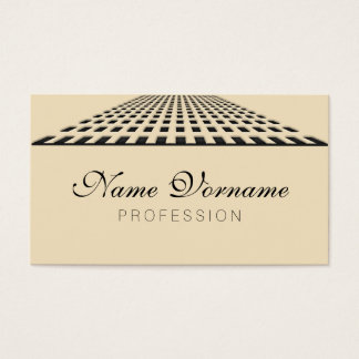 architecture Design Business Card