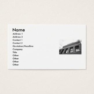 Architecture Details Business Card