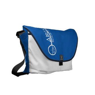 Architecture Drawing Title Bag (light) Messenger Bag