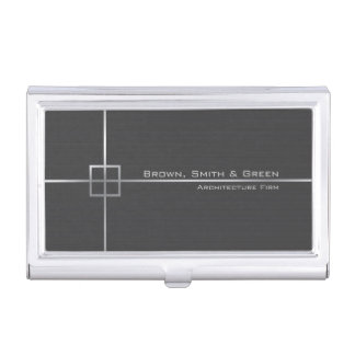 Architecture Firm Business Card Case