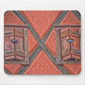 Architecture in Alsace France Mouse Pad