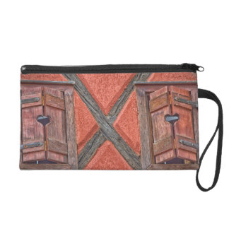 Architecture in Alsace France Wristlet