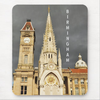 Architecture in Birmingham, England Mouse Pad