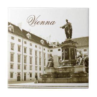 Architecture in Vienna, Austria Ceramic Tile