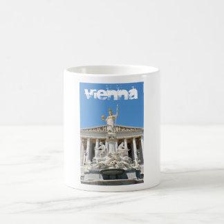 Architecture in Vienna, Austria Coffee Mug