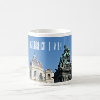 Architecture in Vienna, Austria Coffee Mug