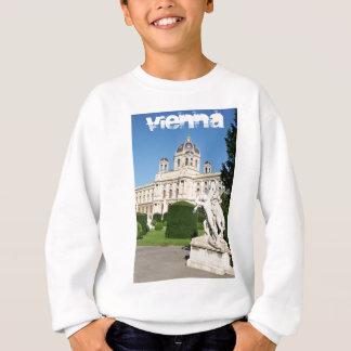 Architecture in Vienna, Austria Sweatshirt