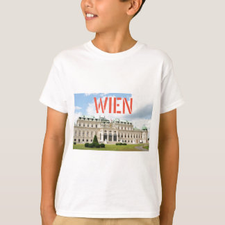 Architecture in Vienna, Austria T-Shirt