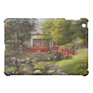 Architecture - Japan - Tranquil moments iPad Mini Cover